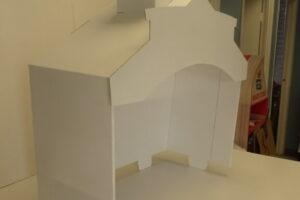 White Church & Short Run Prototype